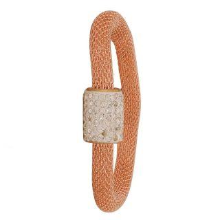 Maayra Simple Bronze Latest College Adjustable Bracelet