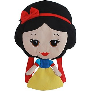 Disney Snow White Bag - 16 Inch (Black, Red)