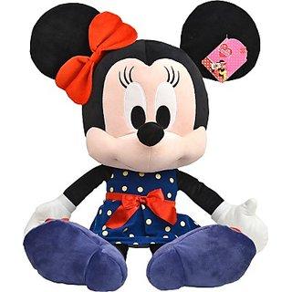 Disney Minnie Navy Tea Dress - 24 Inch (Multicolor)