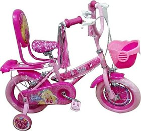Barbie 12 Inch Cycle (Pink)