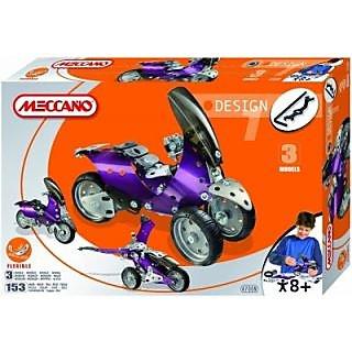 Meccano Design 1 New Generation (Purple)