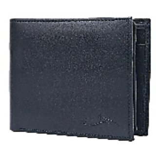 Panther genuine leather wallet