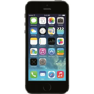 Apple iPhone 5S(Space Grey, 32 GB)