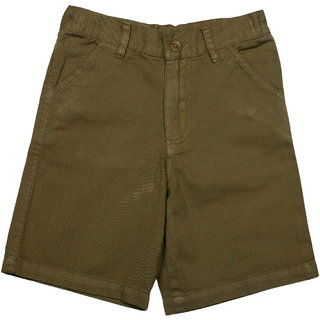 Apricot Kids Khakee Shorts For Boys