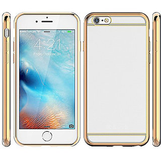 Soft Gold Plated Back Cover for Samsung Galaxy A5