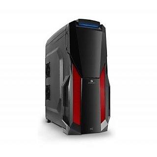 Assembled Desktop (AMD A6/2 GB/2TB/2GB Nvidia GT710 Card) With DVD Writer