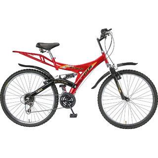 Hero Ranger 6 Speed Dtb Vx 26t Mountain Bike Red Black Buy Hero
