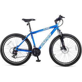 Hero Octane 26T Dude 21 Speed Adult Cycle   Blue Cycles