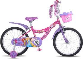 Hero Disney 20T Princess Junior Cycle - Capri Pink