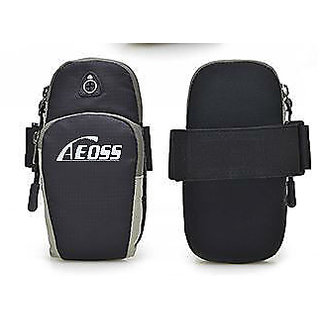 new styles 37476 9a997 Aeoss Universal waterproof Sports Running Jogging Gym Armband Case Cover  Holder