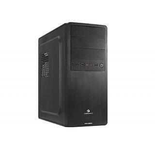 Assembled Desktop (AMD A10/4 GB/500 GB / Nvidia GTX 750TI Card) without DVD Writer
