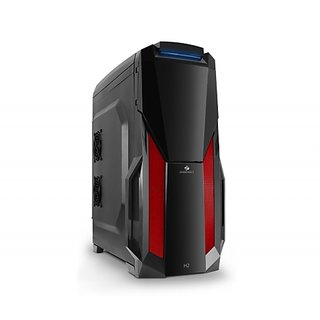 Assembled Desktop (AMD A10/2 GB/1TB/2GB Nvidia GT710 Card) without DVD Writer