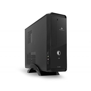 Assembled Desktop (AMD A10/8 GB/1TB/1GB Nvidia GT210 Card) without DVD Writer