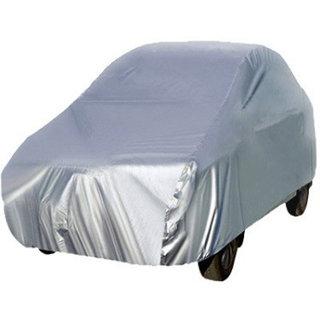 Ek Retail Shop Silver Car Body Cover For Hyundai I10