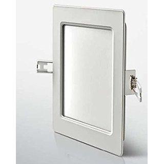 Led Panel Light (Square) 12W, White, 6