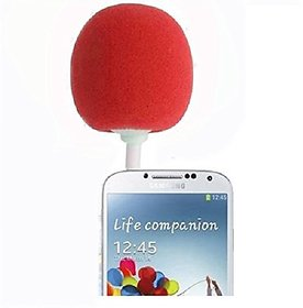 Futaba Audio Dock/ Mini Speaker with 3.5mm Audio Jack - Red