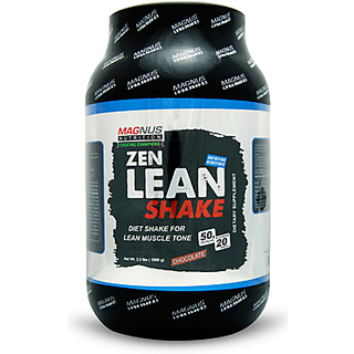 Magnus Nutritions Zen Lean Shake - 2.2 Lbs ( 1000 G) - Chocolate