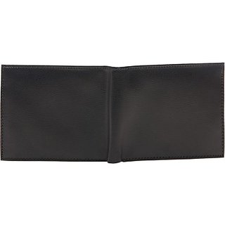 SkyWays Men Casual, Formal Black Artificial Leather Wallet