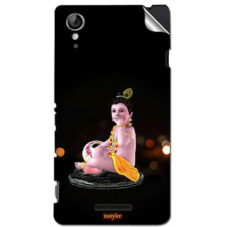 instyler MOBILE STICKER FOR SONY Xperia T3