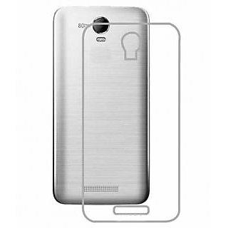 Soft Silicone TPU back Transparent Cover For Lenovo ZUK Z1 By 14 CASE