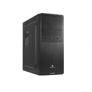 Assembled Desktop (AMD FX-9590/2 GB/1TB/2GB Nvidia GT710 Card) without DVD Writer