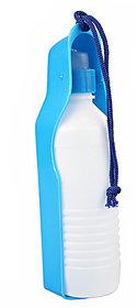 Futaba Portable Pet Feeding Water Bottle - Multi Colour