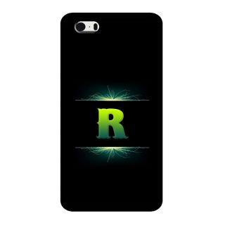 Slr Back Case For Apple Iphone 5S  SLRIP5S2D0799