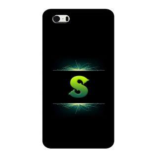 Slr Back Case For Apple Iphone 5S  SLRIP5S2D0800