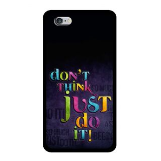 Slr Back Case For Apple Iphone 6 SLRIP62D0490