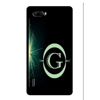 Slr Back Case For Huawei Honor 6 Plus SLRH6P2D0172