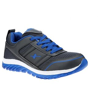 Sparx Mens Blue Shoes (SX0502)