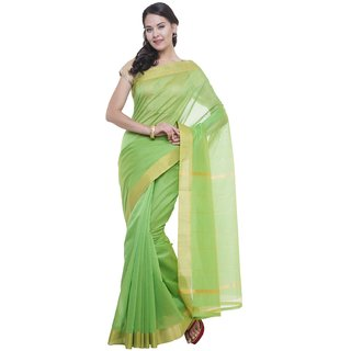 SOUTH COTTON NEW SAREES-Green-CVJ30-VP-Cotton