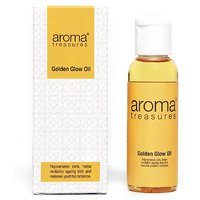 Aroma Treasures Golden Glow (Facial Oil) 50 Ml