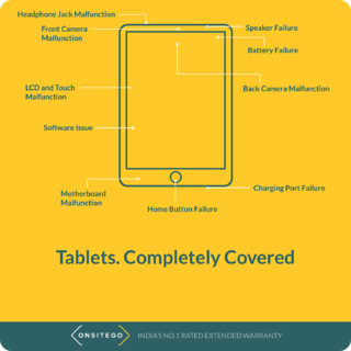 OnsiteGo 1 yr Comprehensive Extended Warranty for Tablets (50001 to 60000)