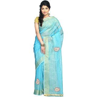 Shree Saree Kunj designer Super net Handloom Saree