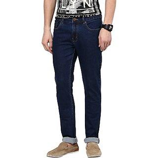 Super-X Slim Fit Mens Blue Jeans