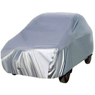 Ek Retail Shop Silver Car Body Cover For FORD IKON