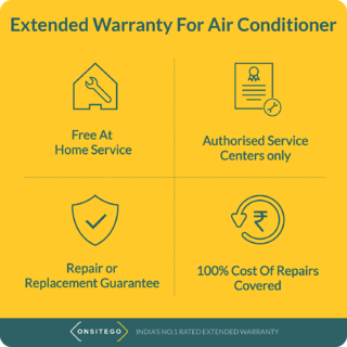 OnsiteGo 1-yr Comprehensive Extended Warranty for Air Conditioner (22001 to 30000)