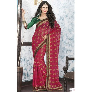 SILK INDIA NEW DESIGNER SAREE-Purple-SIIL542-VM-Dupion Silk