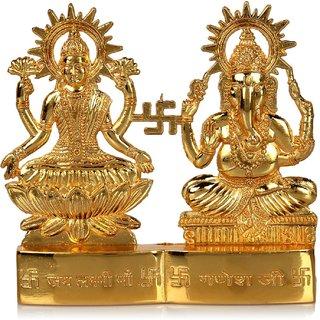 only4you Handmade Lakshmi Ganesh Statue