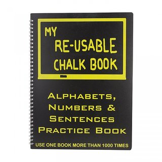 Re-useable book