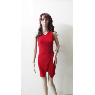Candywill Red Short Party Dress