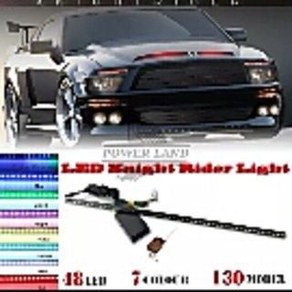 Scanner light 130 modes 7 Color changing