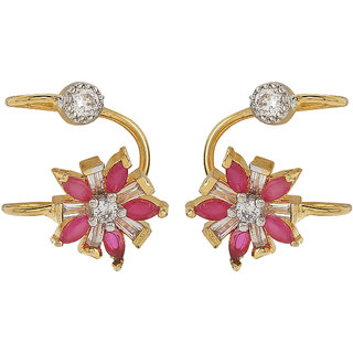 Fashion Frill All New Elegant Multi Colour Ear cuff (FF165)