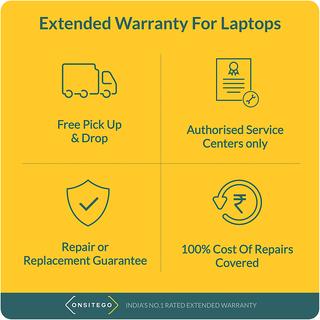 OnsiteGo 2 yr Comprehensive Extended Warranty for Laptops  Desktops (50001 to 70000)