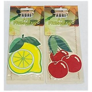 Car Air freshener-  (Assorted Perfumes)