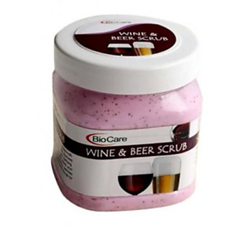 Buy biocare wine n beer scrub