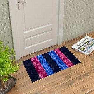 Cotton Door Mat - Single Piece (Assorted Colors)