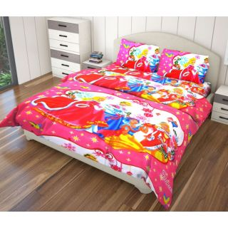 Just Linen 170 Tc Cotton Printed Single Size Ac Comforter