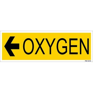 SignageShop  High quality Vinyl Oxygen  Sign